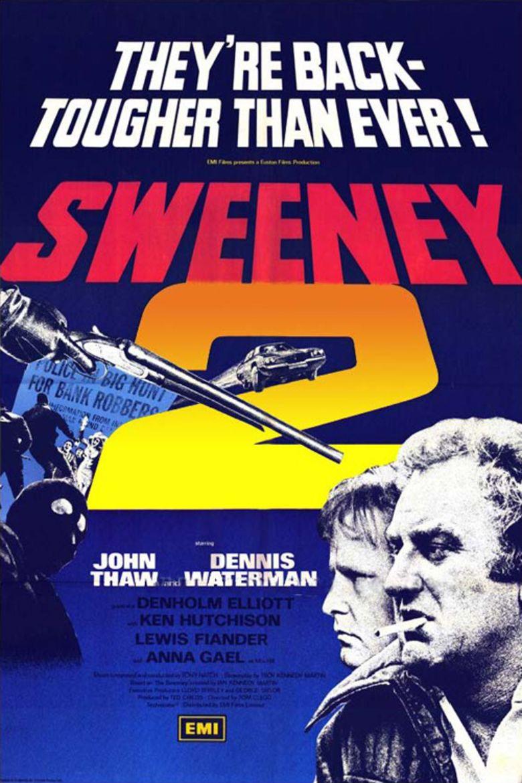 Sweeney 2 movie poster