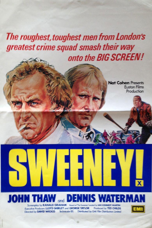Sweeney! movie poster