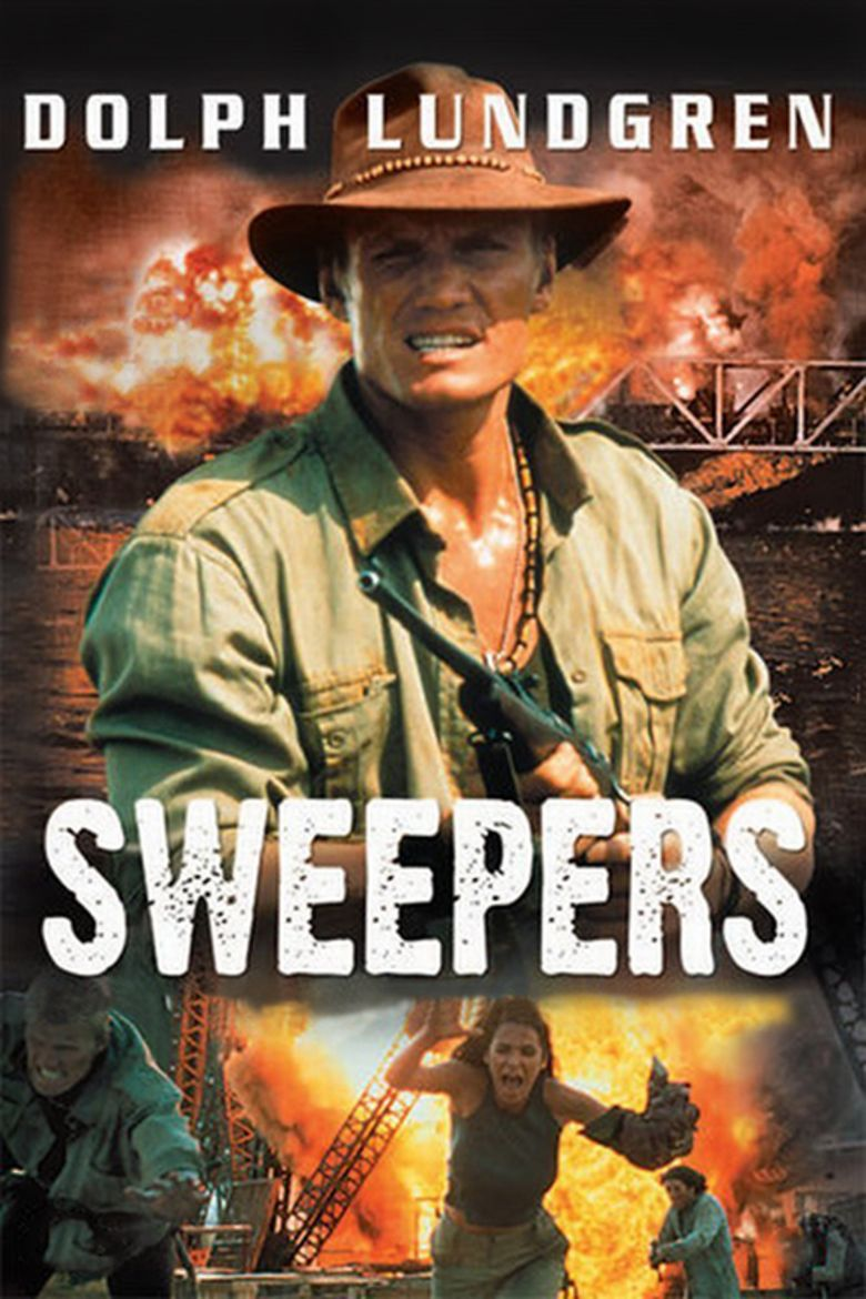 Sweepers (film) movie poster