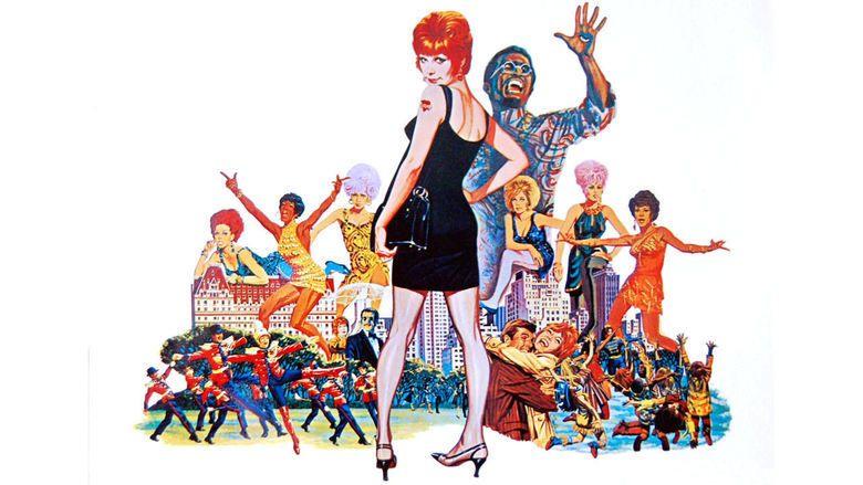Sweet Charity (film) movie scenes