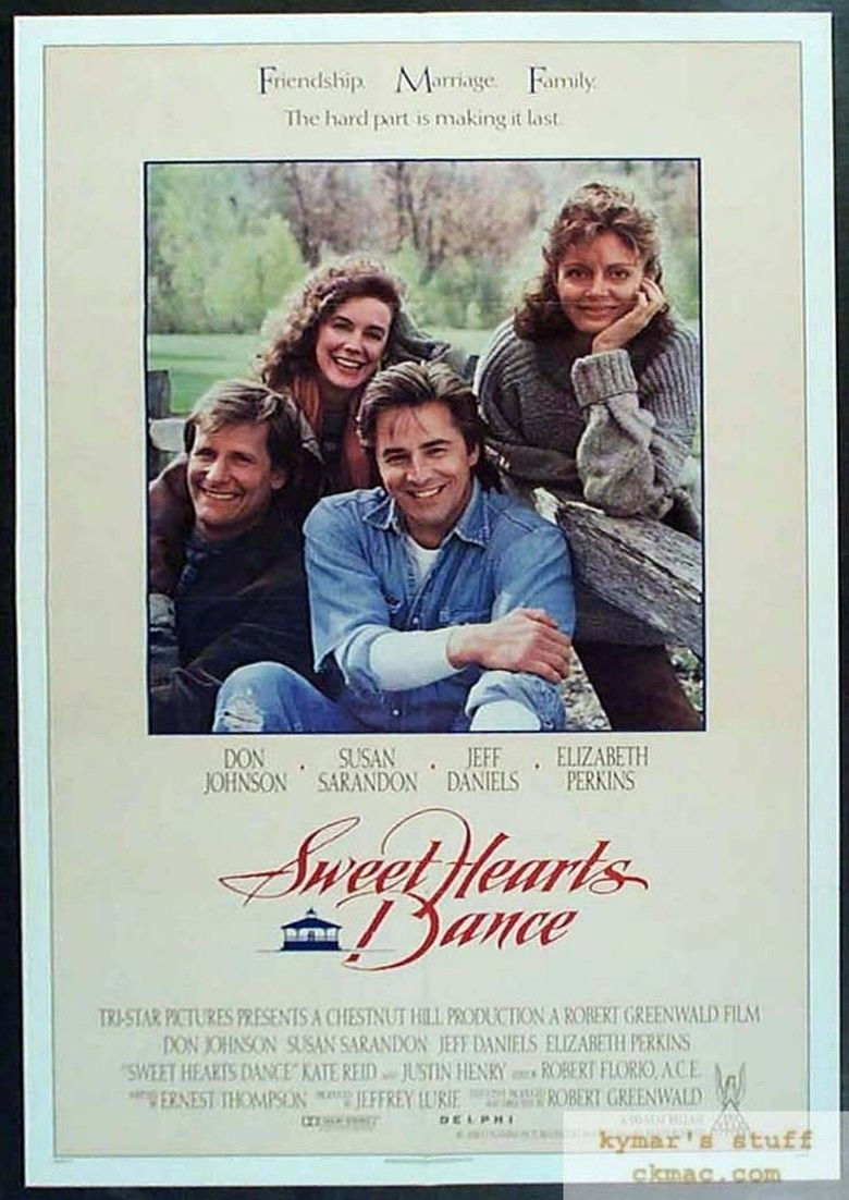 Sweet Hearts Dance movie poster