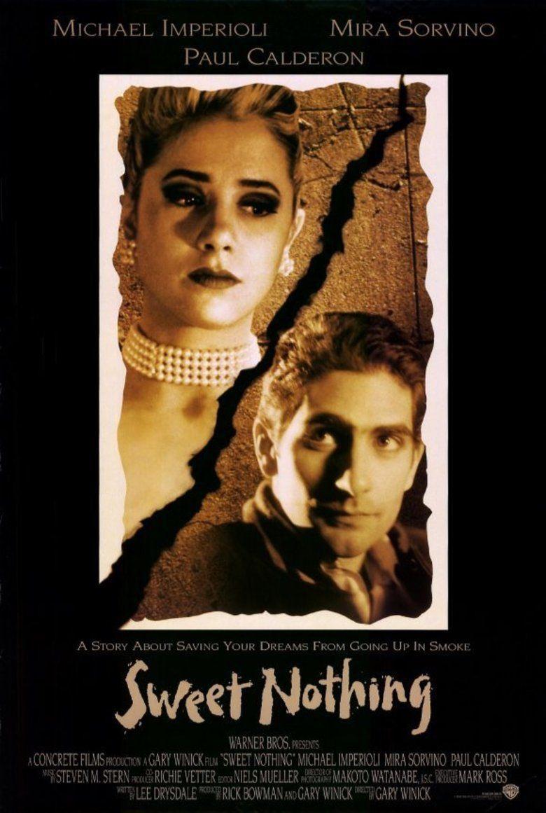 Sweet Nothing (film) movie poster