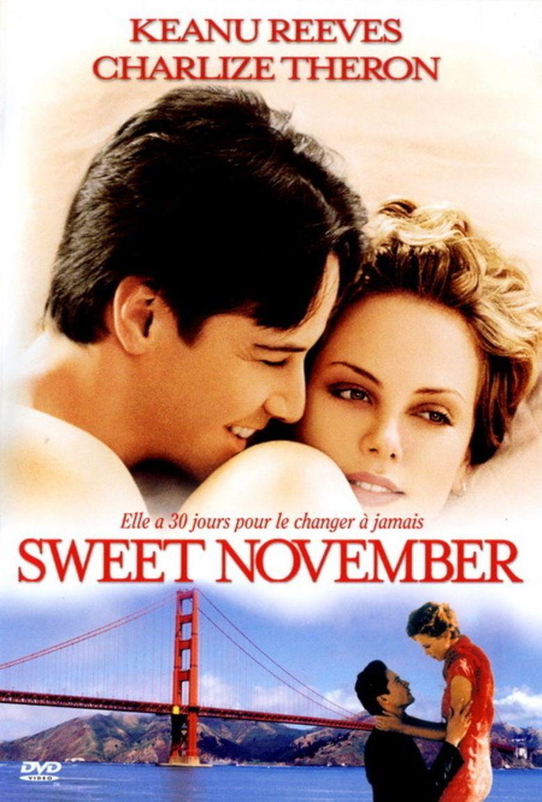 Sweet November (2001 film) movie poster
