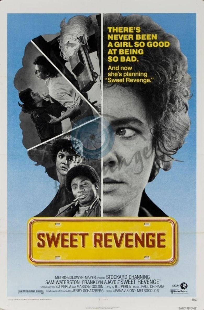 Sweet Revenge (1976 film) movie poster