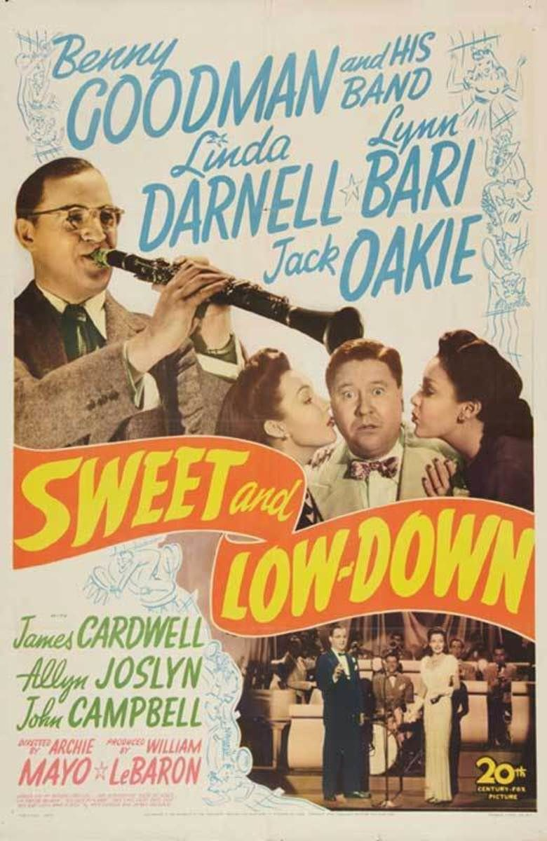 Sweet and Low Down movie poster