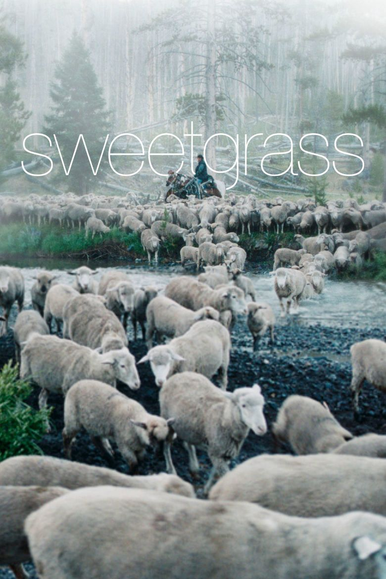 Sweetgrass (film) movie poster
