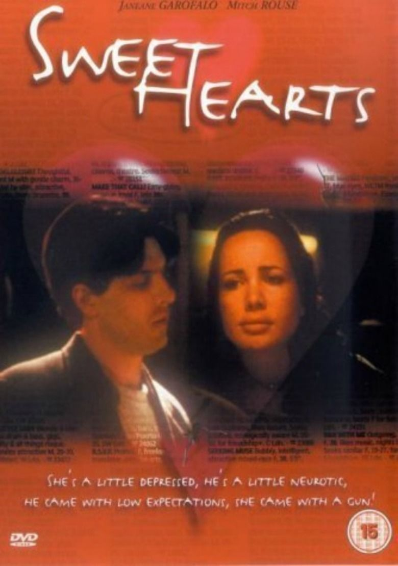 Sweethearts (1997 film) movie poster