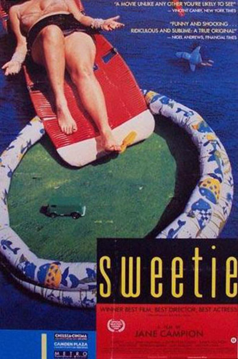 Sweetie (film) movie poster