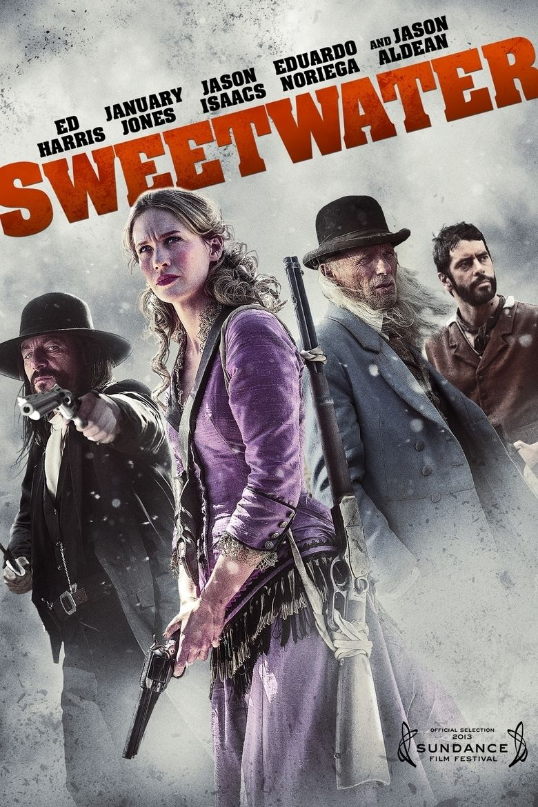 Sweetwater (2013 film) movie poster