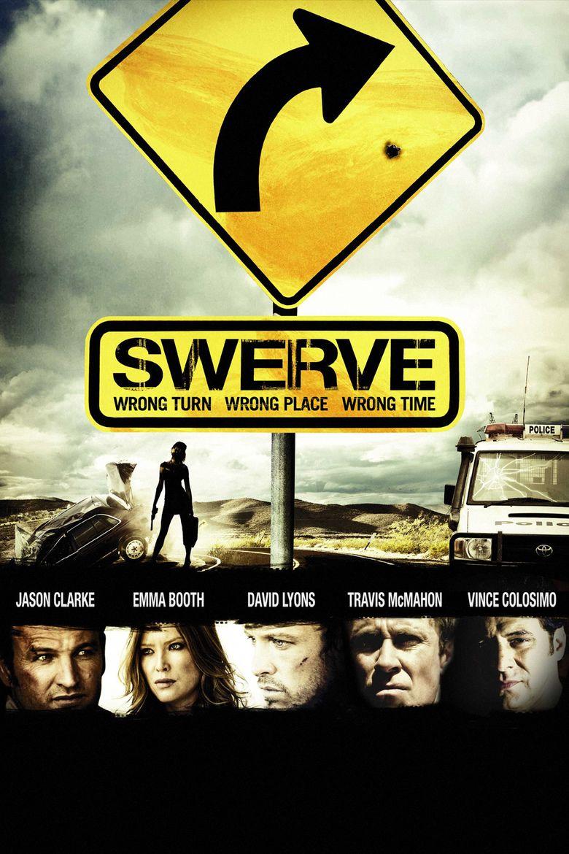 Swerve (film) movie poster