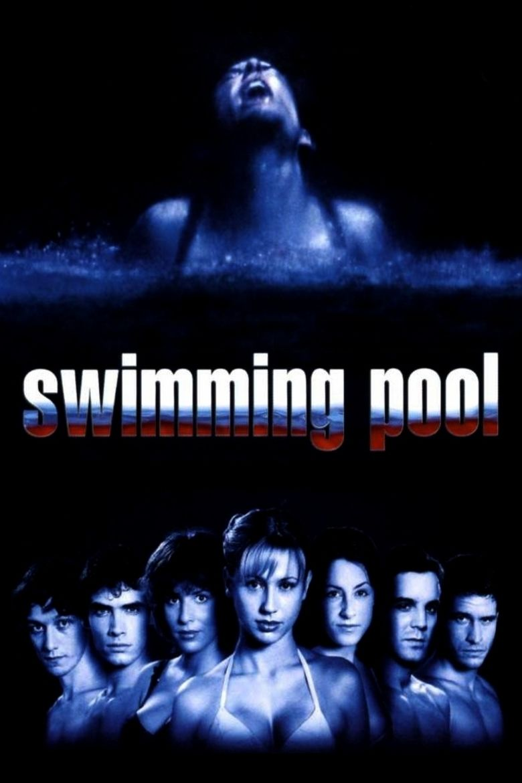 Swimming Pool (2001 film) movie poster