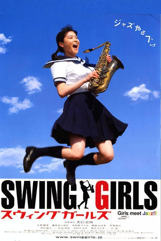 Swing Girls movie poster