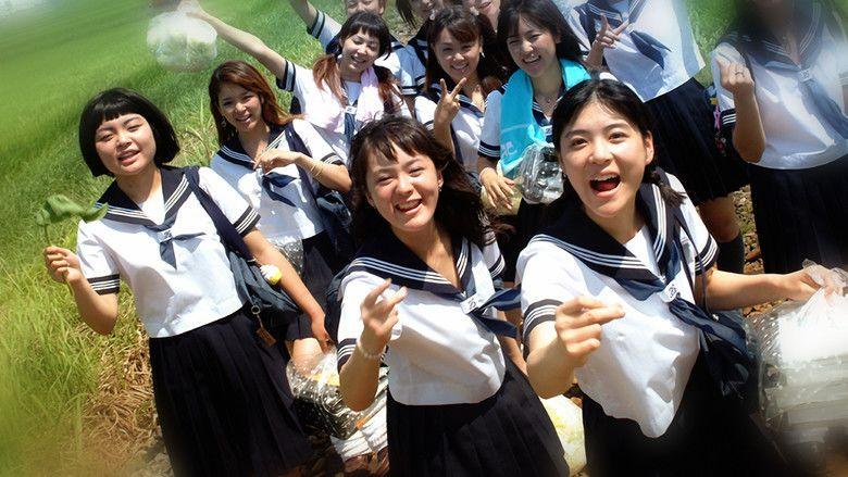 Swing Girls movie scenes