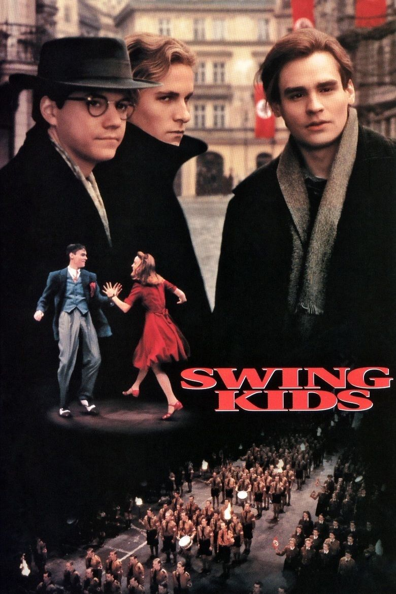 Swing Kids (film) movie poster
