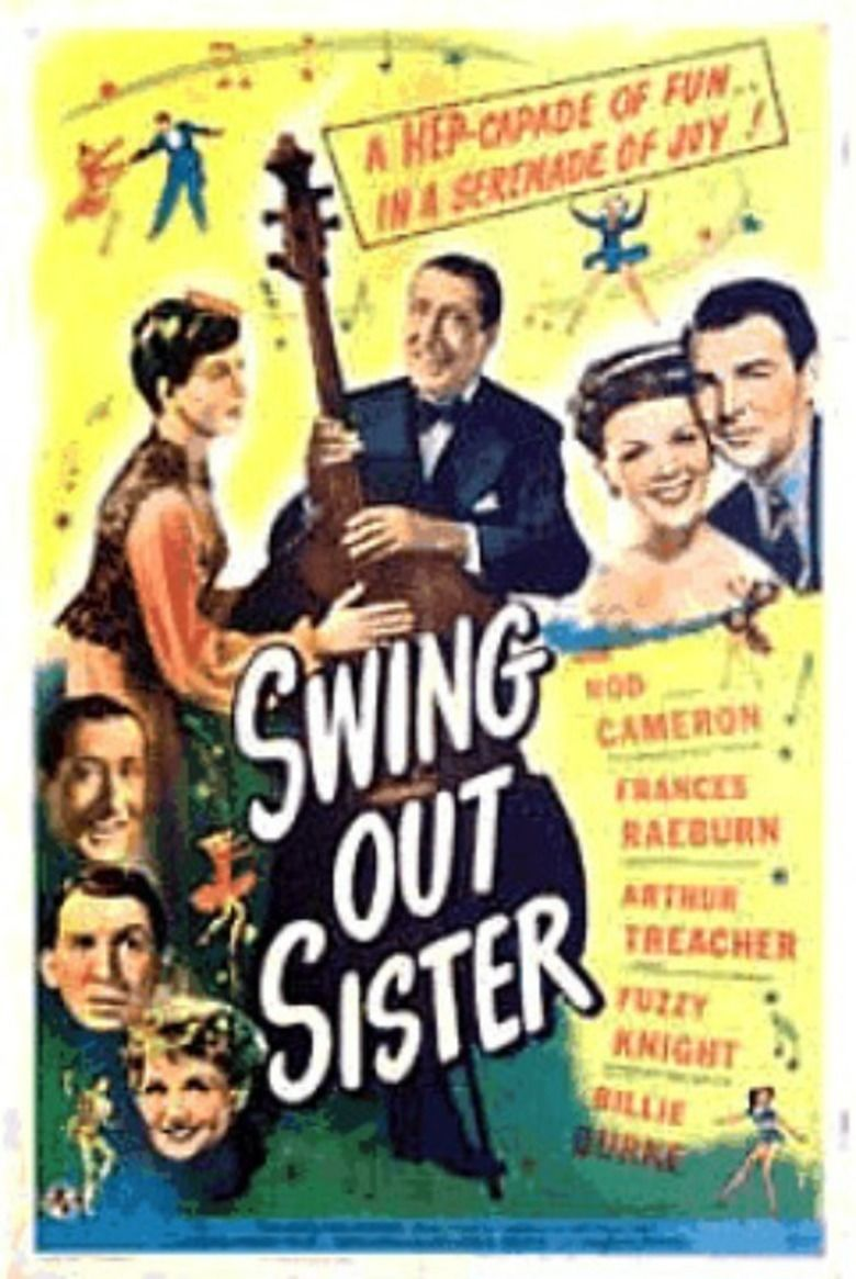 Swing Out, Sister movie poster