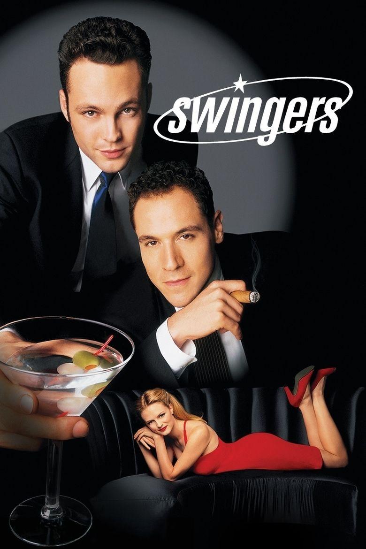 Swingers (1996 film) movie poster