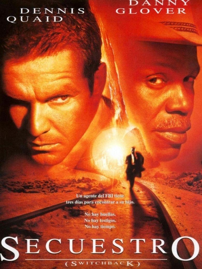 Switchback (film) movie poster