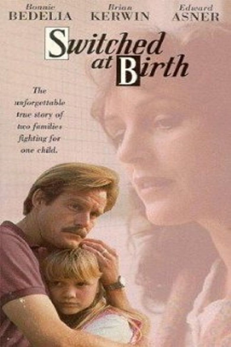 Switched at Birth (film) movie poster