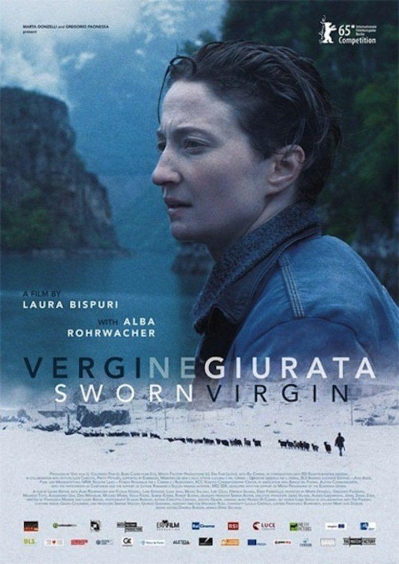Sworn Virgin movie poster