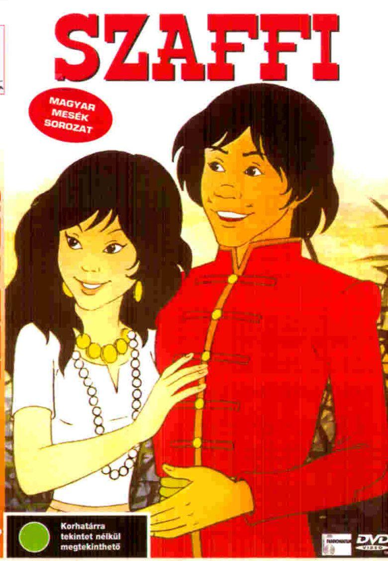 Szaffi movie poster