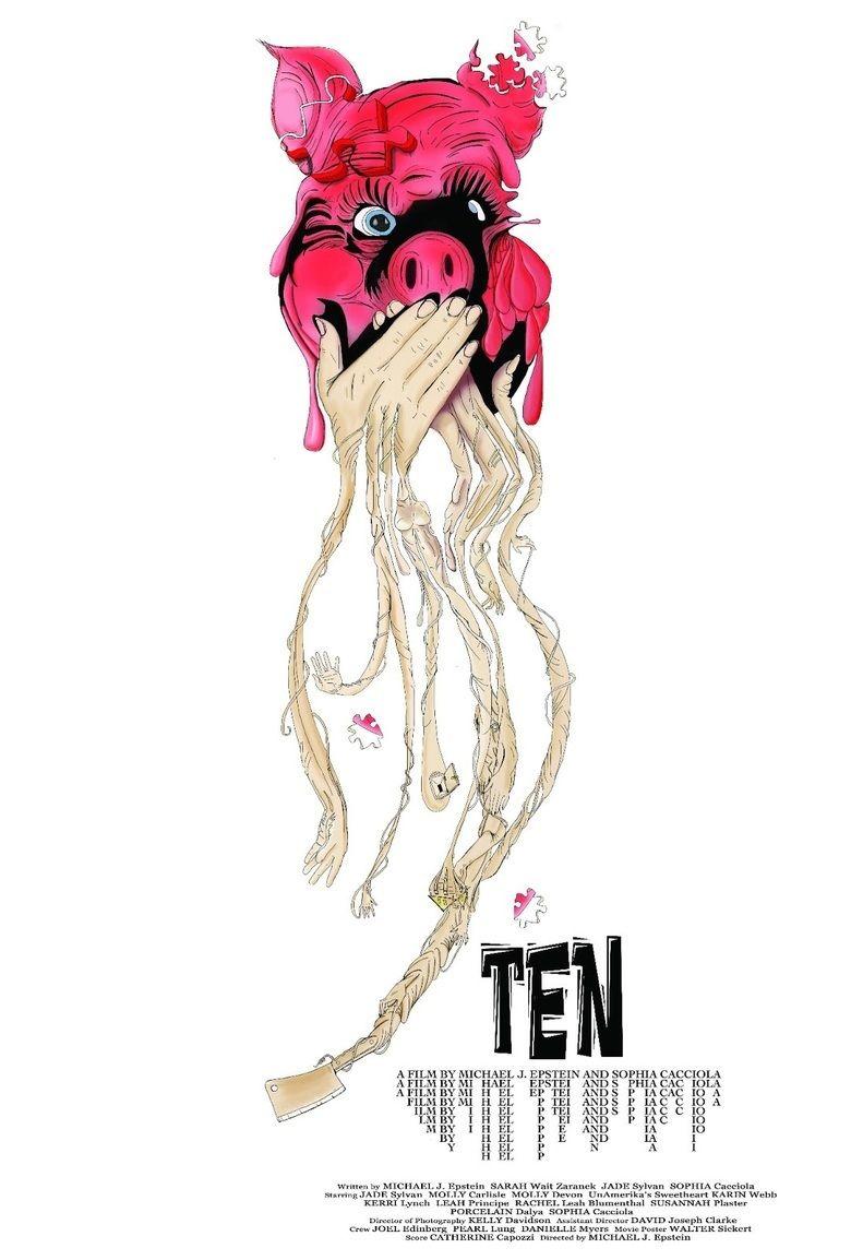 TEN (2014 film) movie poster