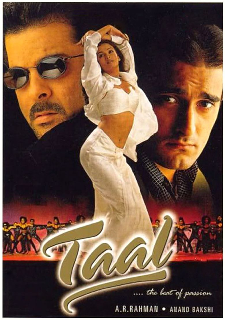 Taal (film) movie poster