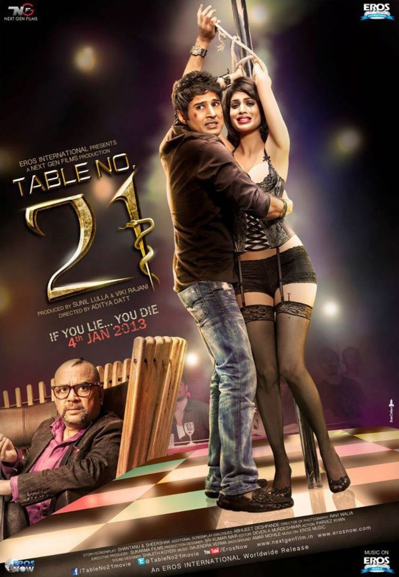 Table No 21 movie poster