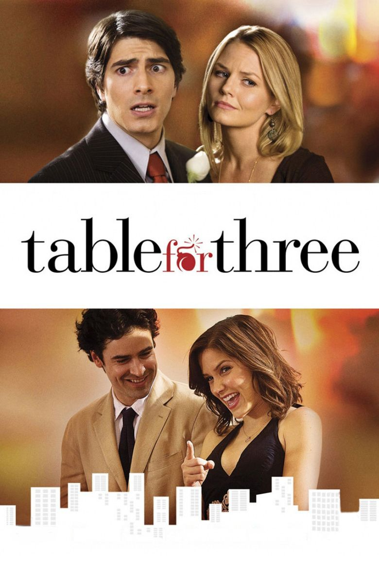 Table for Three movie poster