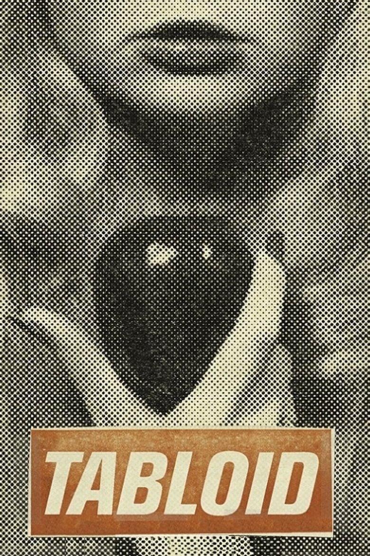 Tabloid (film) movie poster