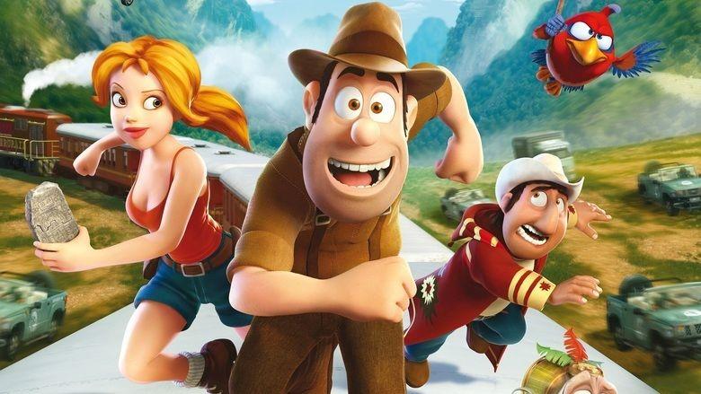 Tad, The Lost Explorer movie scenes