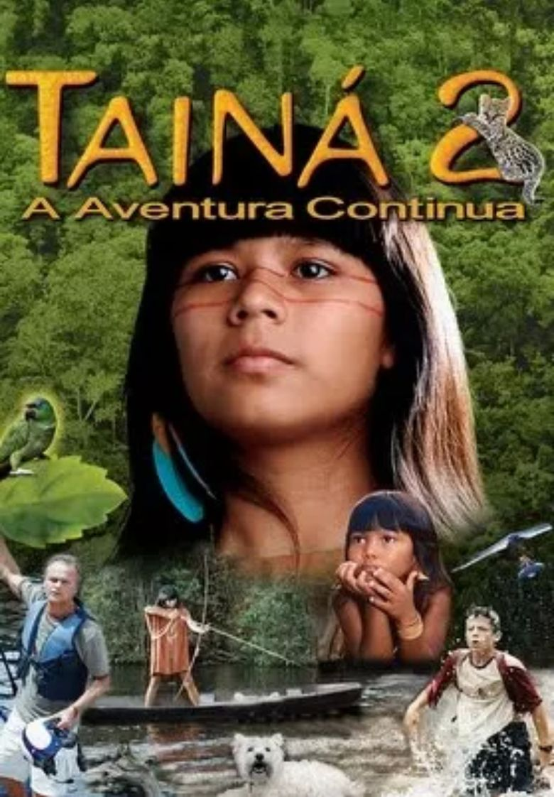 Taina 2: A New Amazon Adventure movie poster