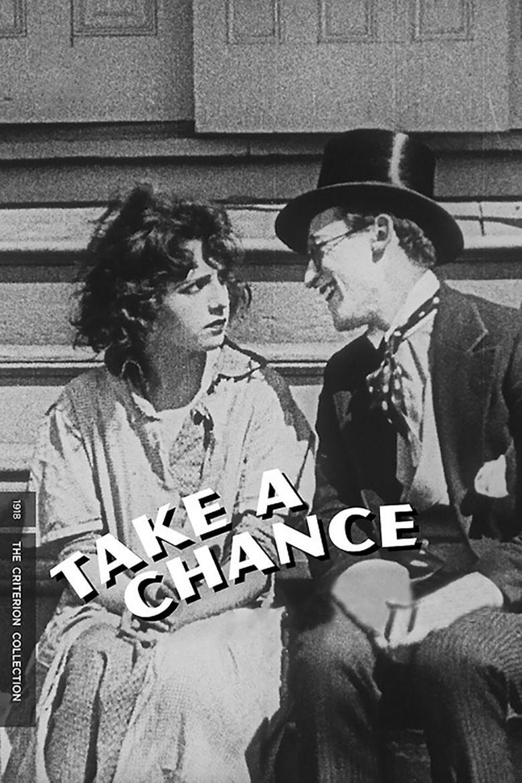 Take a Chance (1918 film) movie poster