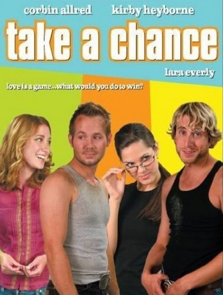Take a Chance (2006 film) movie poster