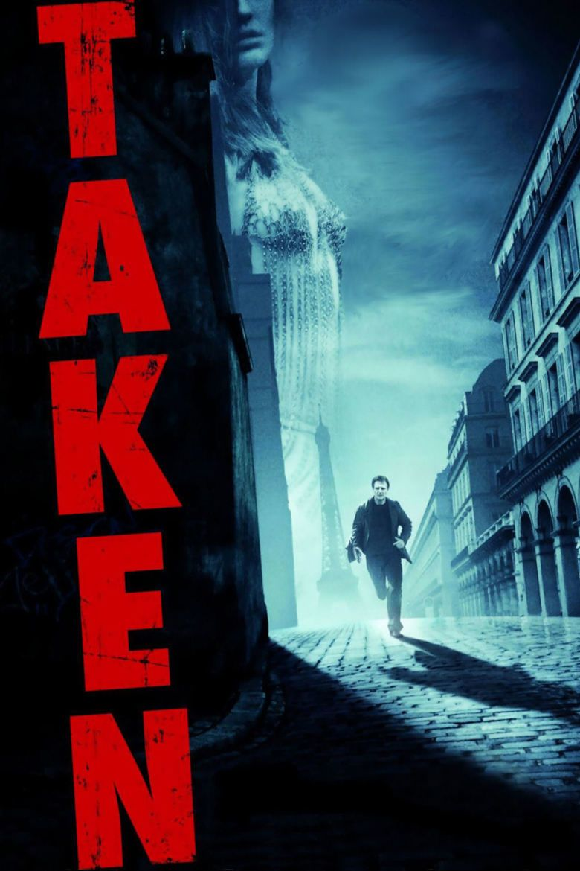Taken (film) movie poster