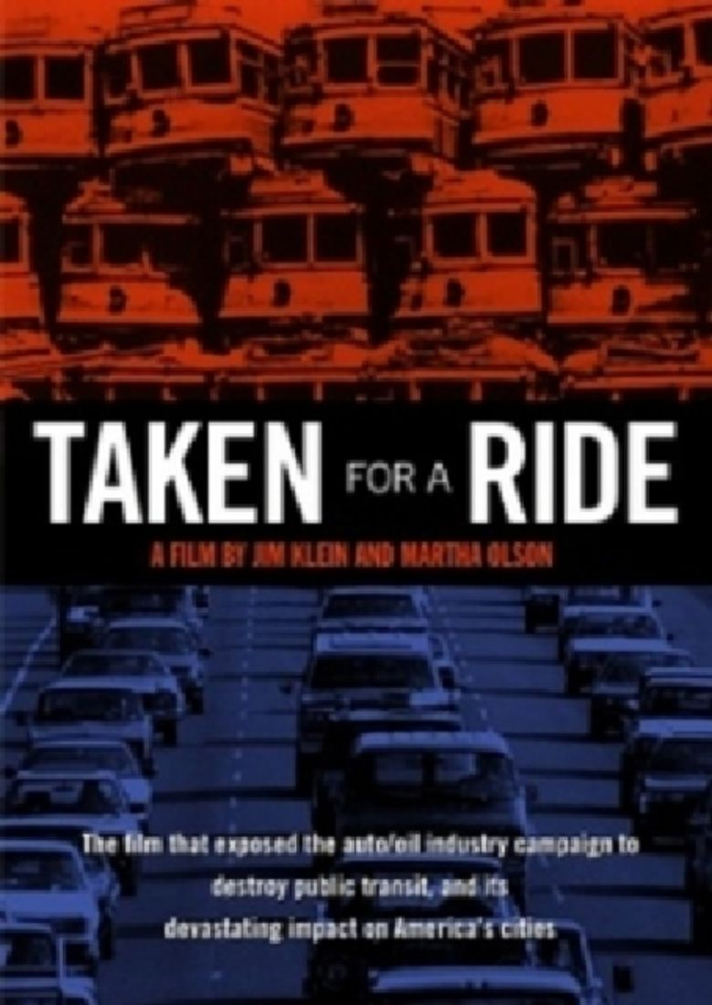 Taken for a Ride movie poster