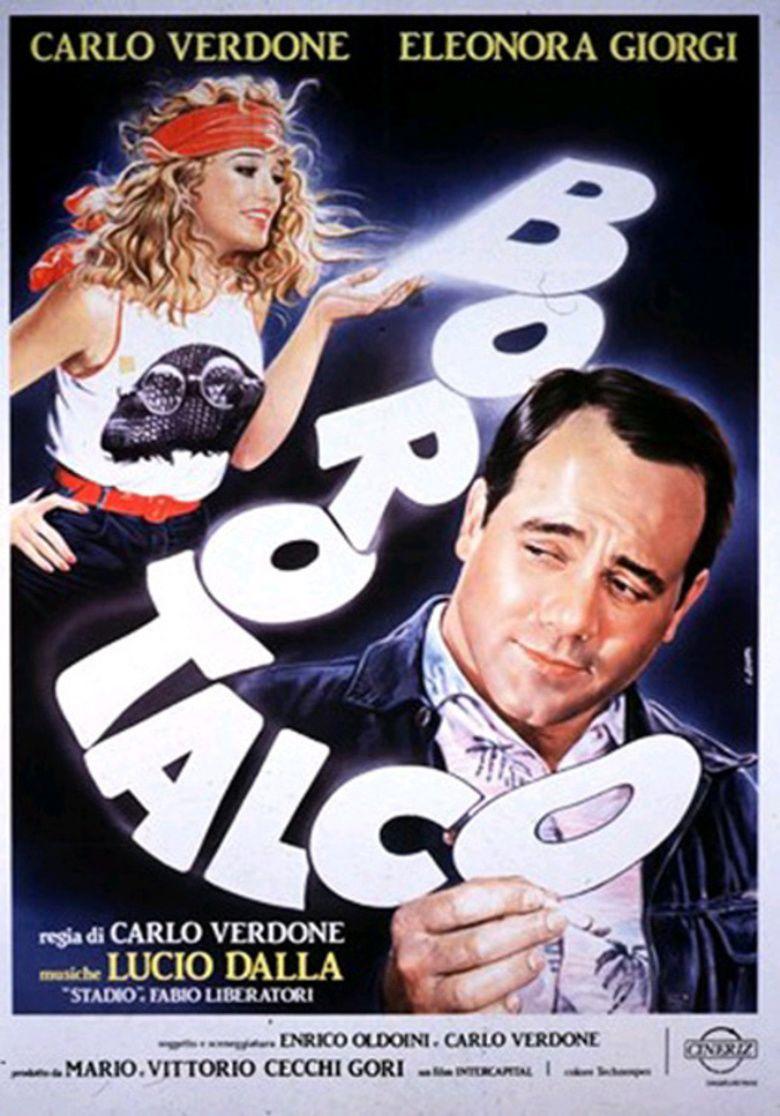 Talcum Powder (film) movie poster