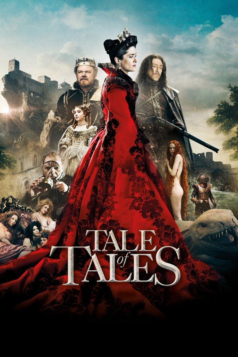 Tale of Tales (2015 film) movie poster