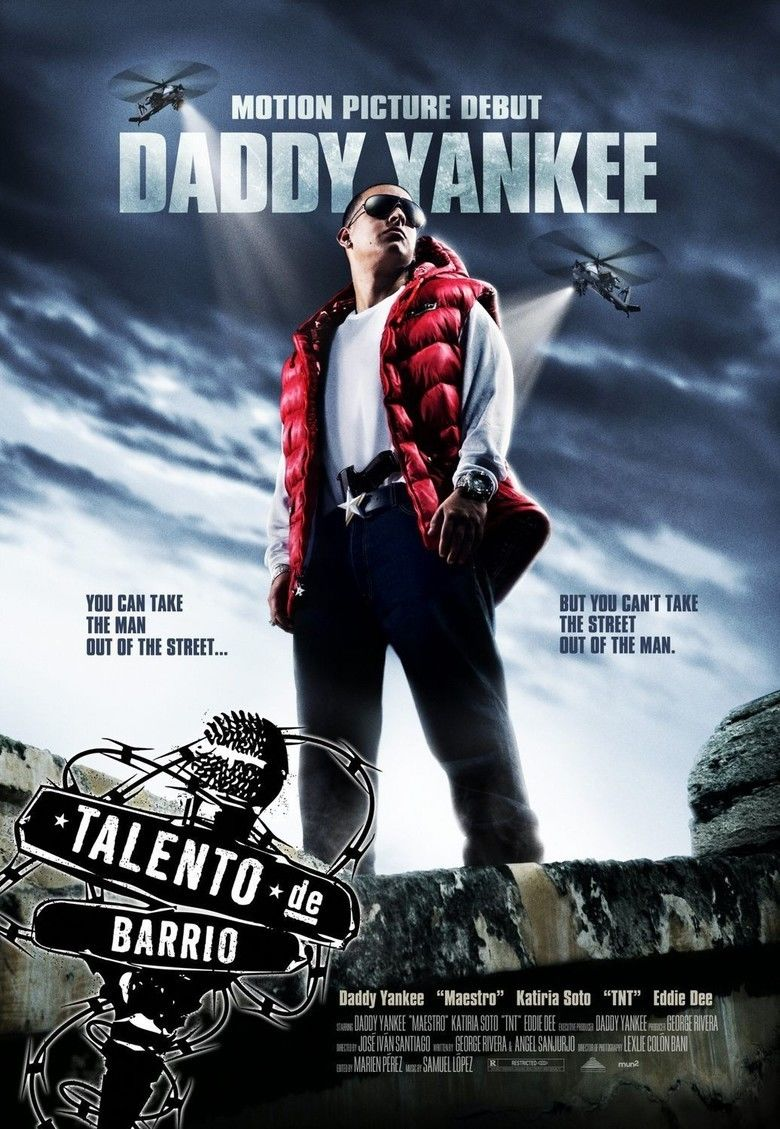 Talento de Barrio movie scenes