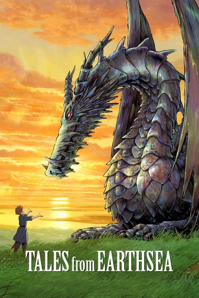 Tales from Earthsea (film) movie poster