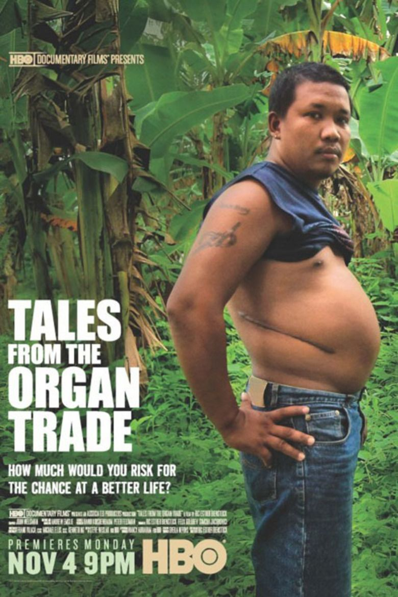 Tales from the Organ Trade movie poster
