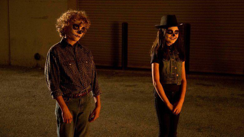 Tales of Halloween movie scenes