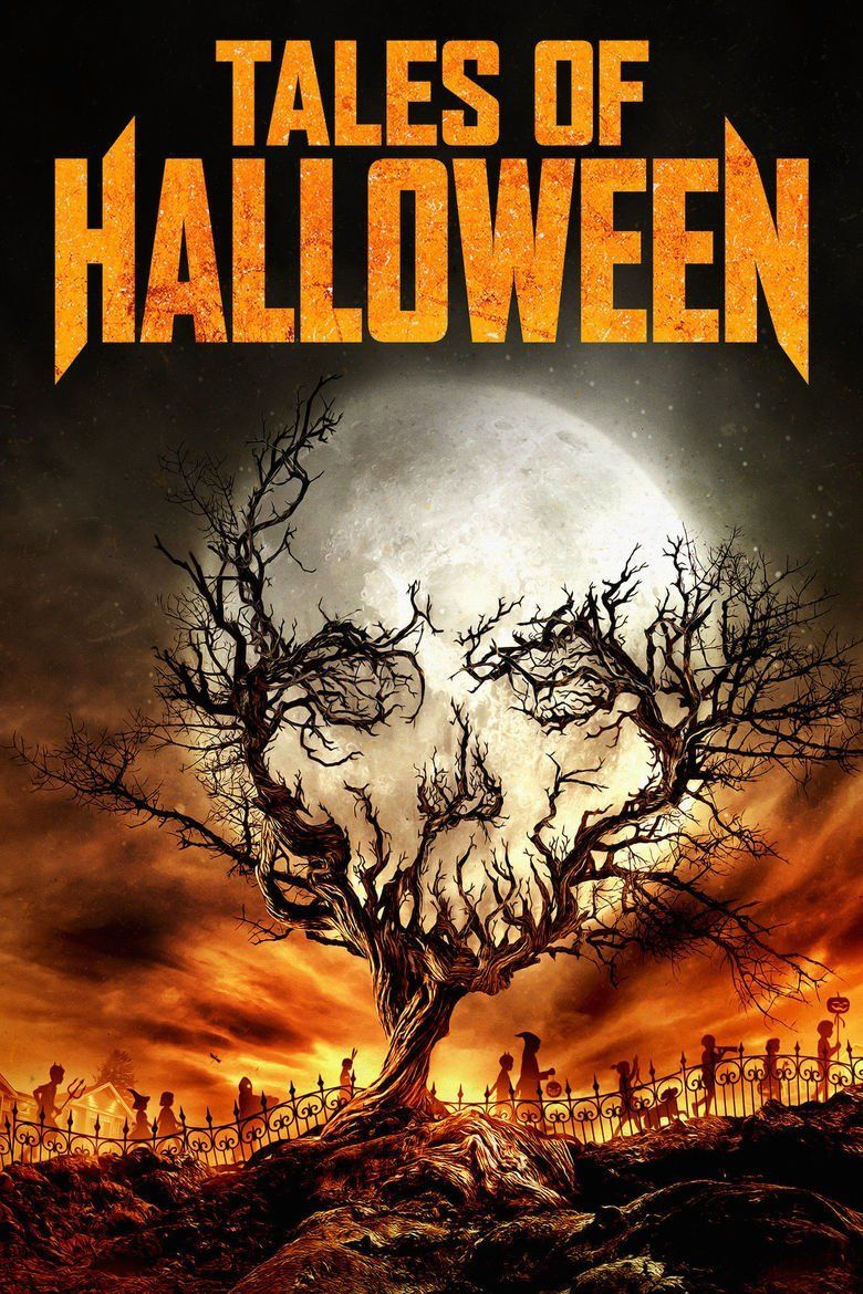 Tales of Halloween movie poster
