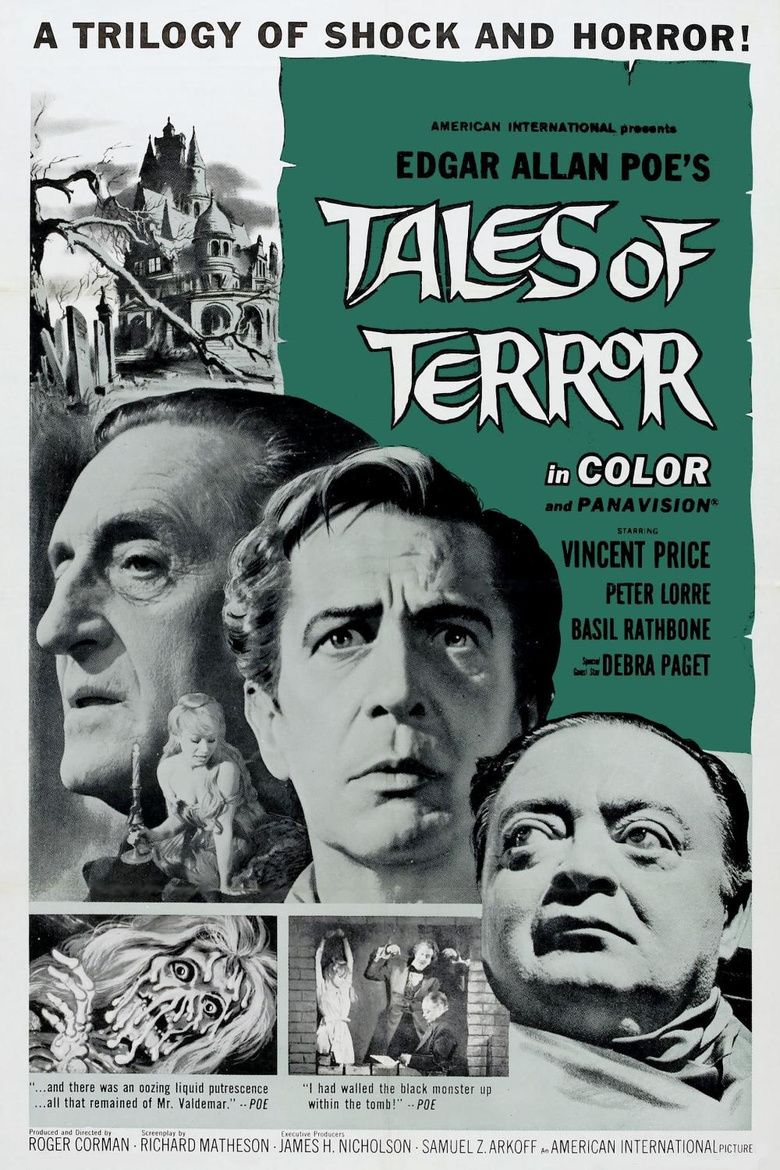 Tales of Terror movie poster