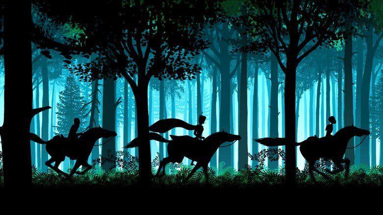 Tales of the Night (2011 film) movie scenes
