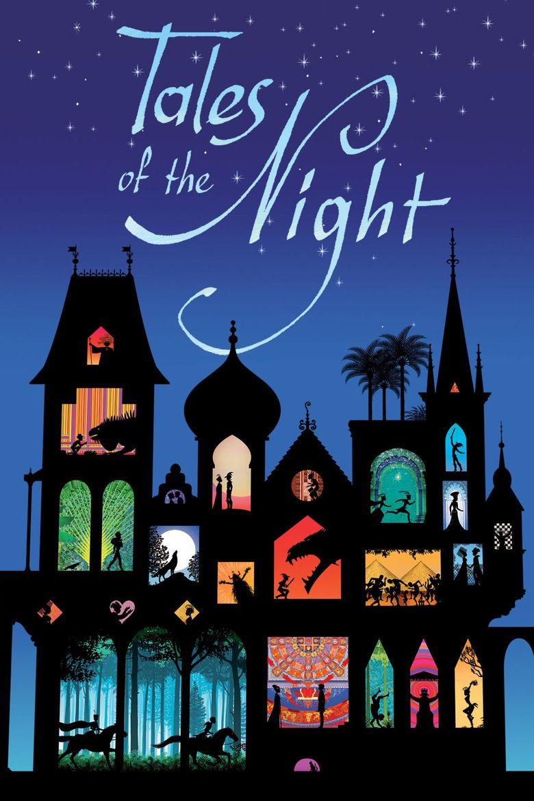 Tales of the Night (2011 film) movie poster