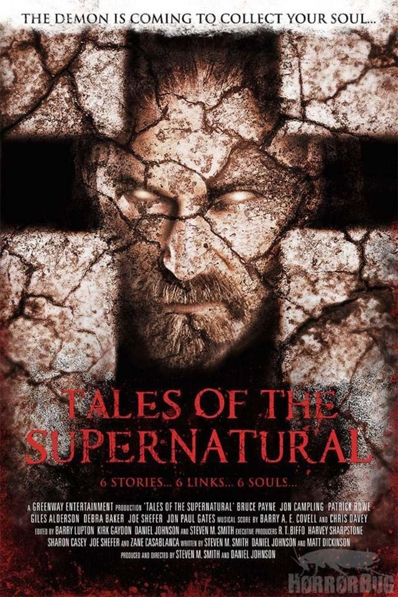 Tales of the Supernatural movie poster
