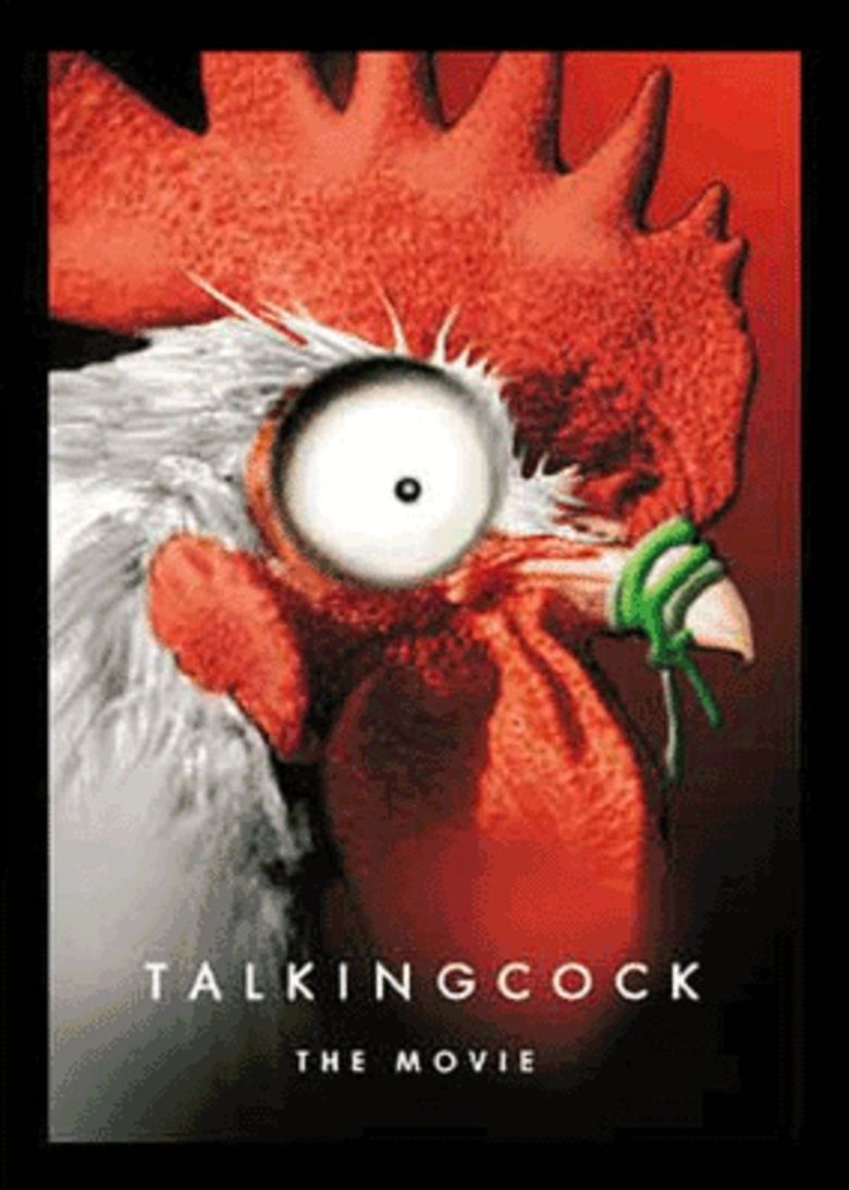 Talking Cock the Movie movie poster