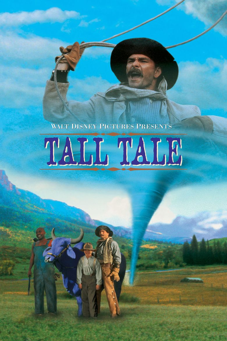 Tall Tale (film) movie poster