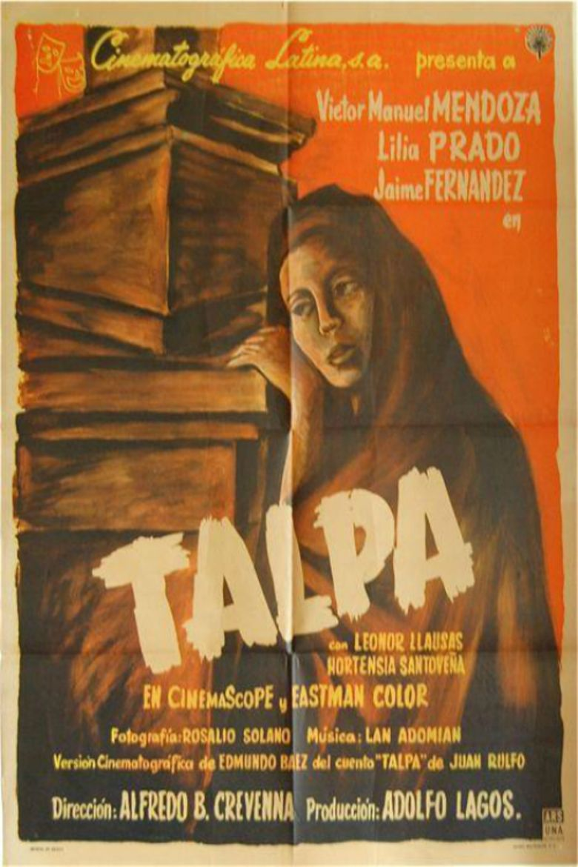 Talpa (film) movie poster