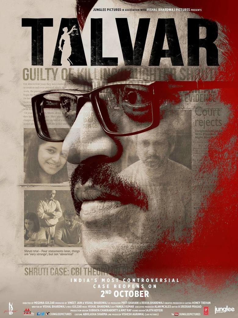 Talvar (film) movie poster